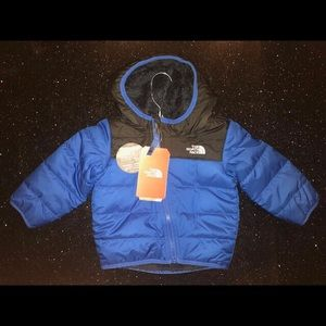NWT children's north face jacket 6-12 mos